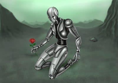 Робомантик