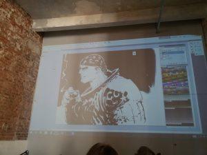 Мастер-класс от Ронана Тулоа в рамках фестиваля Дни Германии в Ростове